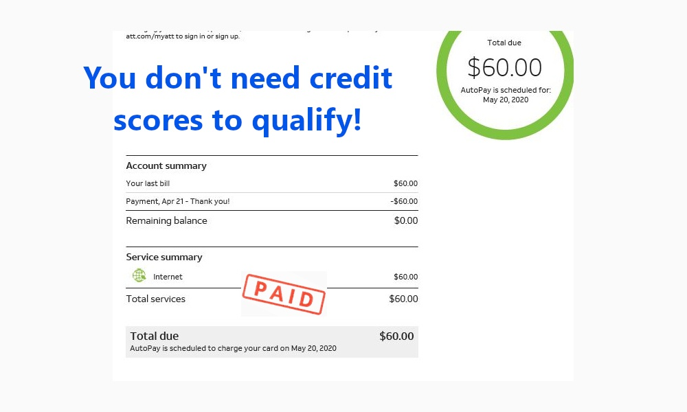 Getting A Home Loan With No Credit