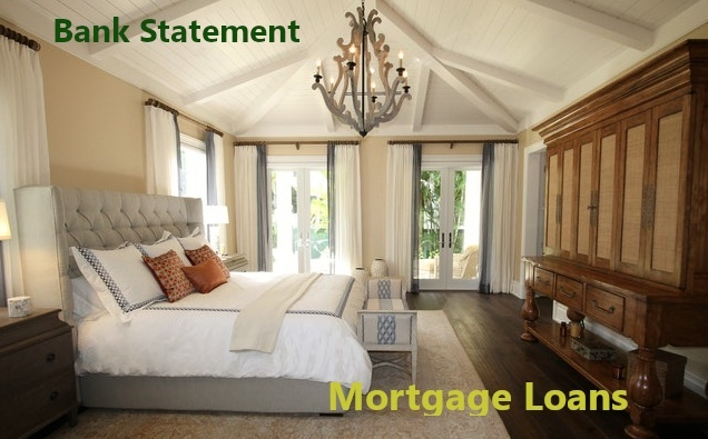 Bank Statement Only Mortgage Loans