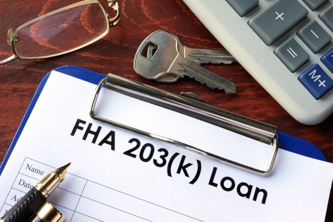 Buying A Foreclosed Home With FHA Loan Money