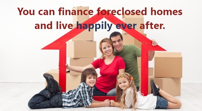 How To Get A Loan For A Foreclosed House